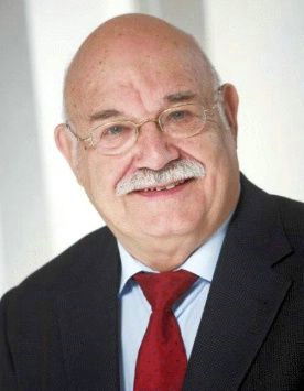 Portrait von Professor Manfred Thrun (SPD)